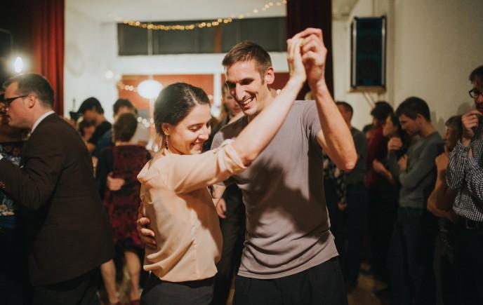 Nov začetni tečaj Swinga – Lindy Hop