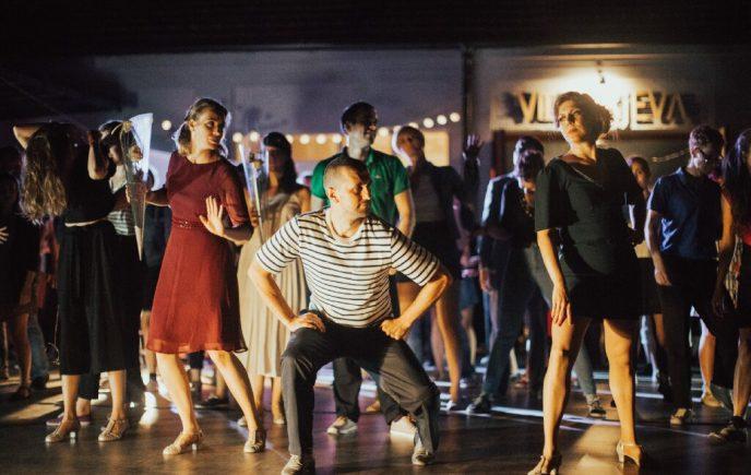 Petkov SWING plesni večer + Dixie Shock