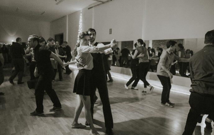 Sobotni : : BLUES : : plesni večer na Vilharjevi