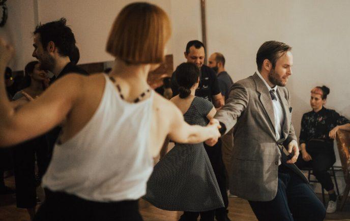 Petkov swing plesni večer + Bend Over