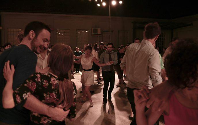 Petkov Swing plesni večer
