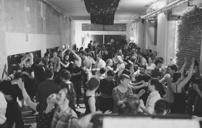 Petkov swing plesni večer + Insomnia WCS festival