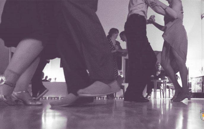 Bal-Shag plesni večer v DramaKavarni