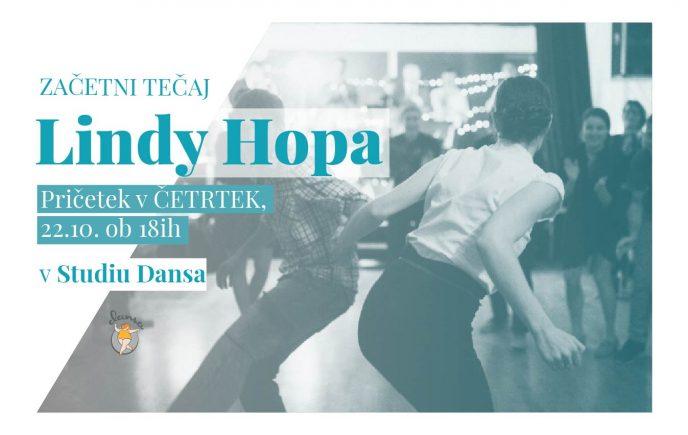 Oktobrski začetni tečaj Lindy Hopa