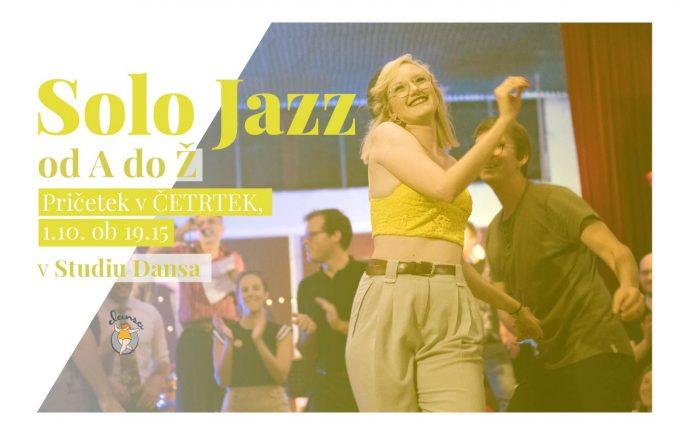 """Kratki tečaj """"Solo Jazz od A do Ž"""""""